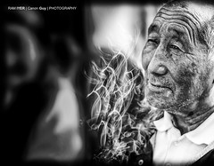 Smoking..... (Ram Iyer Photography) Tags: street new india monochrome mono delhi smoke streetphotography smoking ram leh iyer travephotography theworldinflickr thecanonguy ramiyercanonguy