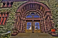 Open.. (Bill Humason) Tags: columbus ohio college colors campus osu hdr oval orton ohiostate