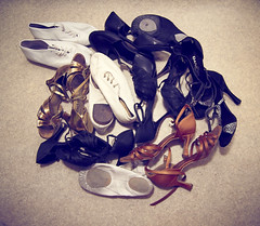 50/365 (sashanovikova) Tags: dance salsa danceshoes