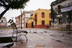 León, Nicaragua. (rawmeyn | Filmmaker & Photographer) Tags: film analog zeiss 35mm nicaragua analogue centralamerica 2012 tessar yashicat4 kodakportra400