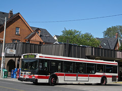 Toronto Transit Commission 7337 (YT | transport photography) Tags: new toronto bus flyer ttc transit commission d40lf