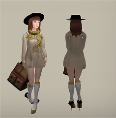 Untitled (+Cocoro+) Tags: fashion ufo mg secondlife fd kyoot handverk teefy mothergooses tokid