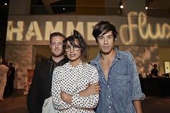 (helloflux) Tags: losangeles flux premiere westwood musicvideo hammermuseum screeningseries