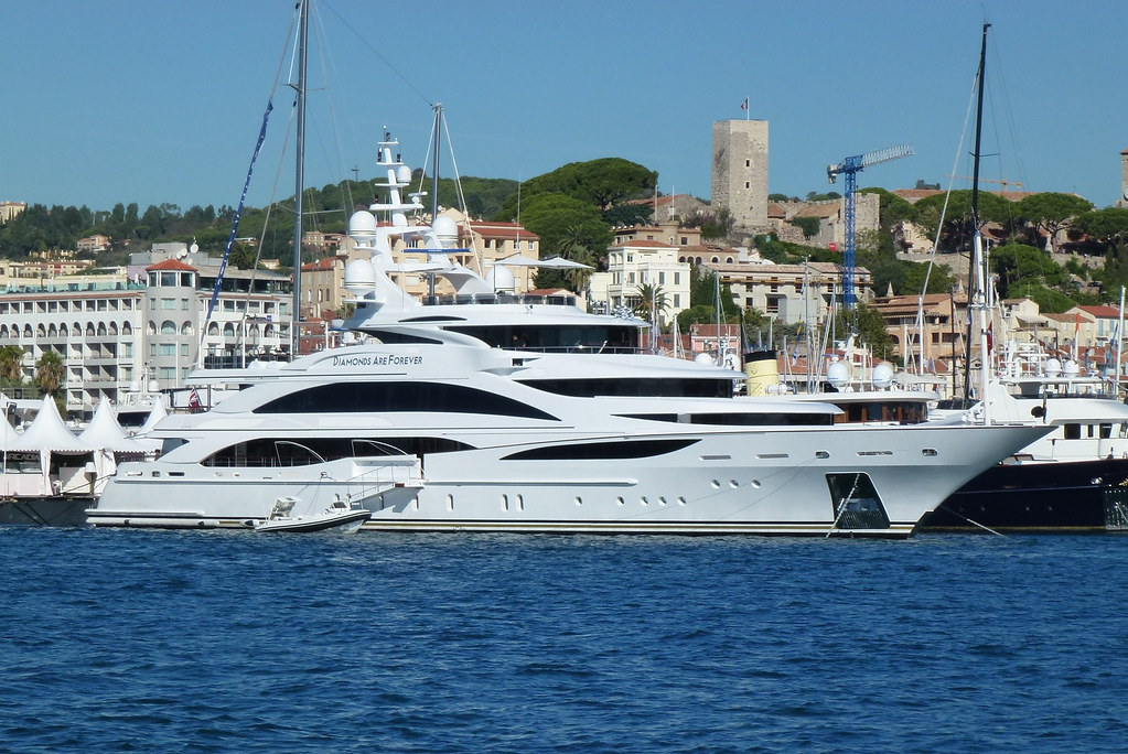 Diamonds Are Forever (Benetti)
