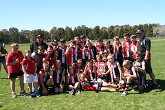 20120915 U12 Div 1 Grand Final vs Gungahlin