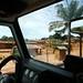 Uma das últimas vilas que vimos na Angola