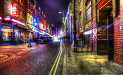Brick Lane (Anatoleya) Tags: city 3 brick london night canon prime evening long exposure mark f14 iii central lane shoreditch hoxton 5d 24mm hdr f14l 5d3 anatoleya