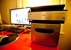Scanner Love (spiritusmentis) Tags: scanner epsonv700 nikoncoolscan9000ed