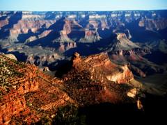 Grand Canyon (gengish) Tags: travel arizona panorama usa west canon landscape photography honeymoon foto tour grandcanyon viaggio nozze g12 grandcanyonnationalpark gengish