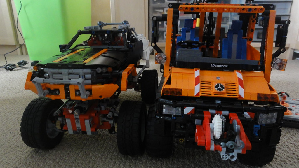 The Worlds Most Recently Posted Photos Of 4x4crawler And Technic