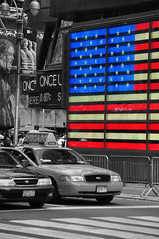 Military recruiting center - Times Square (NYC) (reflexbeginner) Tags: sanfrancisco nyc bw usa newyork nature america landscape nationalpark nikon honeymoon unitedstates nikkor viaggiodinozze statiuniti d90 wonderfulview