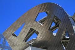 LRCBH_8 (USpecks_Photography) Tags: urban architecture reflections lasvegas gehry frankgehry modernarchitecture clevelandclinic deconstructivism urbandetail louruvo louruvocenterforbrainhealth clevelandcliniclasvegas