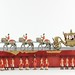 228. Large Set Brittians Royal Carriage and Soldiers