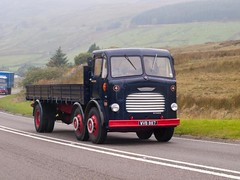WVB 897  1959  Leyland Steer   A4212 Snowdonia National Park (wheelsnwings2007/Mike) Tags: road park wales heart run national steer snowdonia 1959 2012 leyland 897 wvb a4212