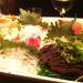 Minke sashimi