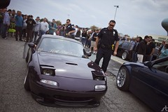 License and Registration! (SeanTierney) Tags: canon mark h2o ii 5d burnout mazda miata slammed dumped klutch h2oi canibeat stancenation juststance
