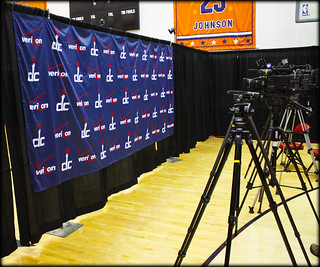 Media Day Stage