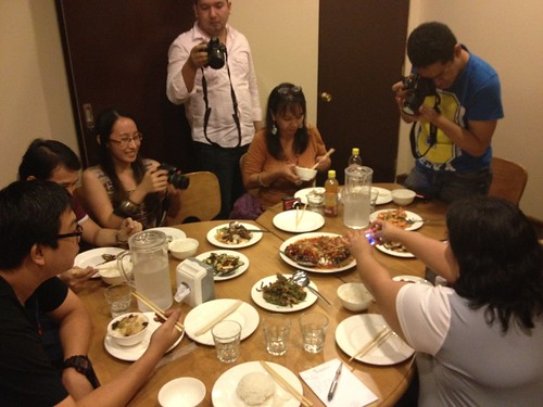 Manila Bloggers Meet Up in Mao Jia Hunan Cuisine