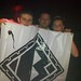 "Ravers rocking the Bailey logo • <a style=""font-size:0.8em;"" href=""https://www.flickr.com/photos/68300939@N02/8053878643/"" target=""_blank"">View on Flickr</a>"