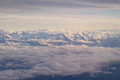 Journey Home (pantha29) Tags: sunset sky mountains alps clouds switzerland daylight peak olympus peaks swissalps endoftheday mountainpeak xz1