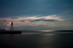 K7_13241 (Bob West) Tags: longexposure nightphotography ontario night clouds lakeerie cloudy greatlakes fullmoon moonlight nightshots lightning k7 erieau southwestontario bobwest pentax1224 eastlighthouseerieau