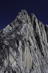The Bugaboos - Pigeon Spire West Ridge (Tideline to Alpine Photo, Idiosyncrasy Exemplified) Tags: camping sky mountains expedition clouds hiking spires adventure climbing alpine granite mountaineering wilderness scrambling alpinism bugaboos thebugs tradclimbing alpineclimbing pigeonspire bugabooprovincialpark applebeecamp applebeedome pigeonspirewestridge
