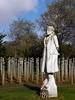 Alrewas, Staffordshire (Oxfordshire Churches) Tags: uk england unitedkingdom panasonic monuments staffordshire alrewas warmemorials nationalmemorialarboretum shotatdawn ©johnward andydecomyn lumixgh2 privateherbertburden