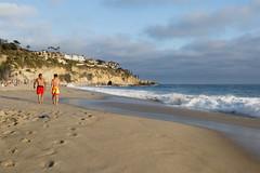 B03A3000_DxO (Estebahn De Peschruse) Tags: ocean california sunset sea beach sand surf pacific surfing cave lagunabeach 1000stepsbeach canon5dmarkiii thousandstepsbeach