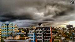 cloudy sky dhaka (Sujoy Virus) Tags: cloudy cloud smartphone sky dhaka bangladesh bangladeshi mobile photography