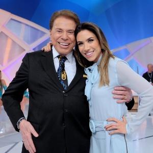 """""""Sai da TV"""", disse Silvio Santos a Patrícia após declaração sobre gays"""