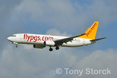 TC-CPS (bwi2muc) Tags: ams airport airplane aircraft plane flying aviation spotting spotter boeing pegasus 738 flypgs 737800 schiphol amsterdamairport amsterdamschiphol schipholairport lucthavenschiphol tccps pegasusairlines
