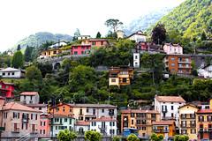 Italy (k.guseva) Tags: italy lakecomo comolake italia travel 5dm3 summer house canon