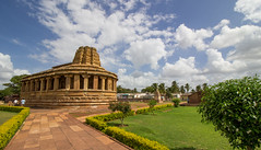 Sree Durg Temple (Ayush.M) Tags: sreedurgatemple aihole badami karnataka