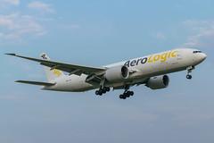 Aerologic / B772 / D-AALD / EBBR 25L (_Wouter Cooremans) Tags: ebbr bru brusselsairport zaventem spotting spotter avgeek aviation airplanespotting aerologic b772 daald 25l