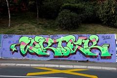 Lortek (Walls of Belgrade) Tags: belgrade beograd brankovmost streetart serbia spraypaint wall graffiti lortek