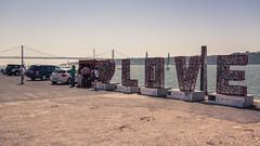 Everybody Love Lisbon (Gilderic Photography) Tags: lisbon lisboa belem portugal love letters cinematic city ville bridge vacation canon 500d gilderic lisbonne