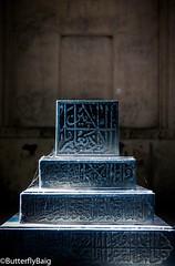 Natural light in photography: Makes the ordinary extraordinary!    #NaturalLight #ArabicCalligraphy #Arabic #Calligraphy #LightAndDark #Shadows #Photography #QutbShahiTombs #SevenTombs #Tombs #Mausoleum #Golkunda #AncientRuins #India #IndianSummer (Sarwat Baig) Tags: life qutbshahitombs tombs arabiccalligraphy love hyderabaddiaries indiansummer hyderabad mausoleum seventombs calligraphy india golkunda ancientruins naturallight butterflybaig butterflybaigphotography wanderlust adventure traveldiaries photography travel travelphotographer myhyderabadmyindia arabic shadows travelindia lightanddark