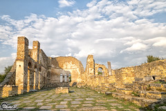 Agios Achillios basilica (CyberDEL1) Tags: macedoniagreece macedonian makedonia timeless  samsungnx1 samsungnx1650228s longexposure greece hellas  pespes  prespes agiosachillios