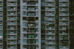 High Rise, HK 2016 (James Banko Photography) Tags: apartment urban hongkong highrise canon canon6d canon1740mm travel kodachrome