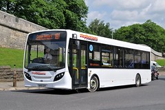 SK15GXY Stephensons (martin 65) Tags: transport travel transdev westyorkshire west road yorkshire stevonsons york coastliner wrightbus gemini leyland olympian volvo vehicle bus buses dewhurst e200 e300 enviro