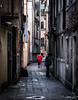 2016-08-10_Venedig - Venice - gritty version_IMG_7870 (dieter_weinelt) Tags: bluesky brücken dieter fiona gondeln kanal kanäle melanie sommer2016 sonnenschein touristen venedig venice victoria blauerhimmel boats boote bridges canals gondolas summer2016 sunshine tourists