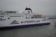 Leaving Calais