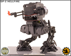 Hellfire_6 (Cooper Works 70) Tags: lego military wwii ww2 mecha mech
