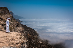 -   (Najim J. Almisbah) Tags: trip man high oman highest   1322 salalah