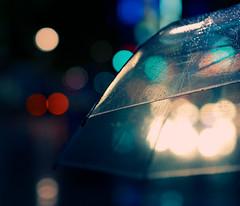 I Got You Covered. (MichelleSimonJadaJana) Tags: street city rain umbrella photography japanese lights tokyo documentary lifestyle snaps   nikkor
