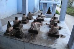 Nava Kailasa lingams (Raju's Temple Visits) Tags: poo favourite nava mangalam kailasam serntha
