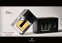 Dior - HOMME INTENSE (RedBerry) Tags: men floral golden amber bottle nikon perfume lavender woody cologne vanilla nikkor brand liquid luxury dior 2007 fragrance redberry advertise  vetiver  d90       50mm18g virginiacedar hommeintense bilalahmad