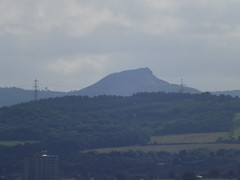 Roseberry Topping from the Transporter (CoasterMadMatt) Tags: greatbritain bridge summer england english heritage industry season landscape photography day open view photos unitedkingdom britain weekend yorkshire landmark structure september photographs walkway views british middlesbrough northyorkshire transporter topping 2012 tees openday transporterbridge roseberry roseberrytopping heritageweekend teestransporterbridge coastermadmatt topwalkway