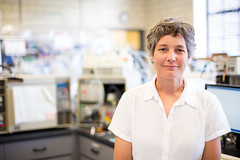 Chemical Engineering Professor Elizabeth Edwards, the Director of BioZone (Faculty of Applied Science & Engineering, U of T) Tags: toronto university sara engineering eliza edwards processed cheme bioengineering collaton