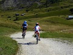 Mountainbiken im Gadertal (sentres.com) Tags: mountainbike mtb biker altabadia gadertal italienitaliaitaly pralongia pralongia sudtirolaltoadige
